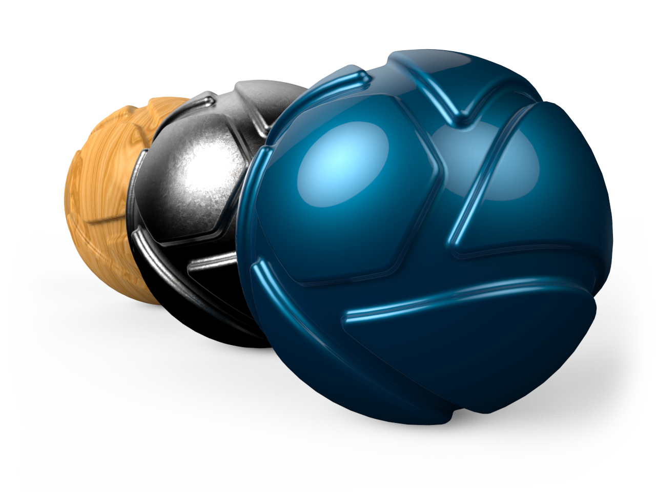KeyShot 5 Material Ball