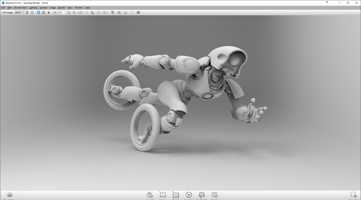 Import your 3D model