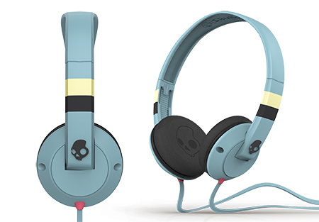 Skullcandy Uprock rendered using KeyShot