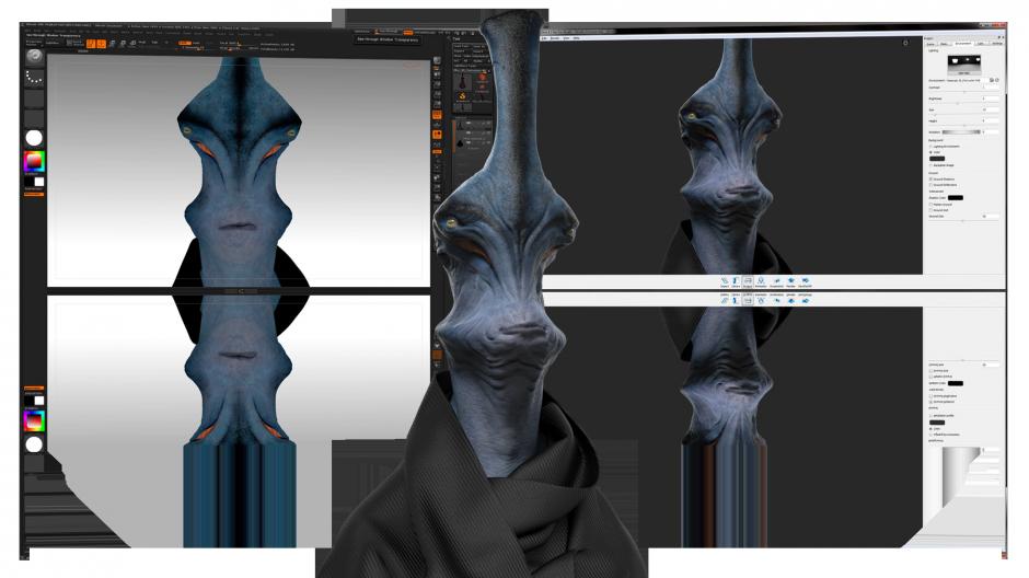 ZbrushPlugin3