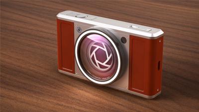 keyshot-camera