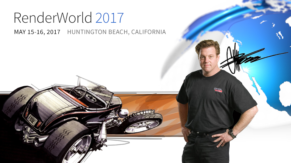 Luxion Announces Keynote Speaker for KeyShot RenderWorld 2017