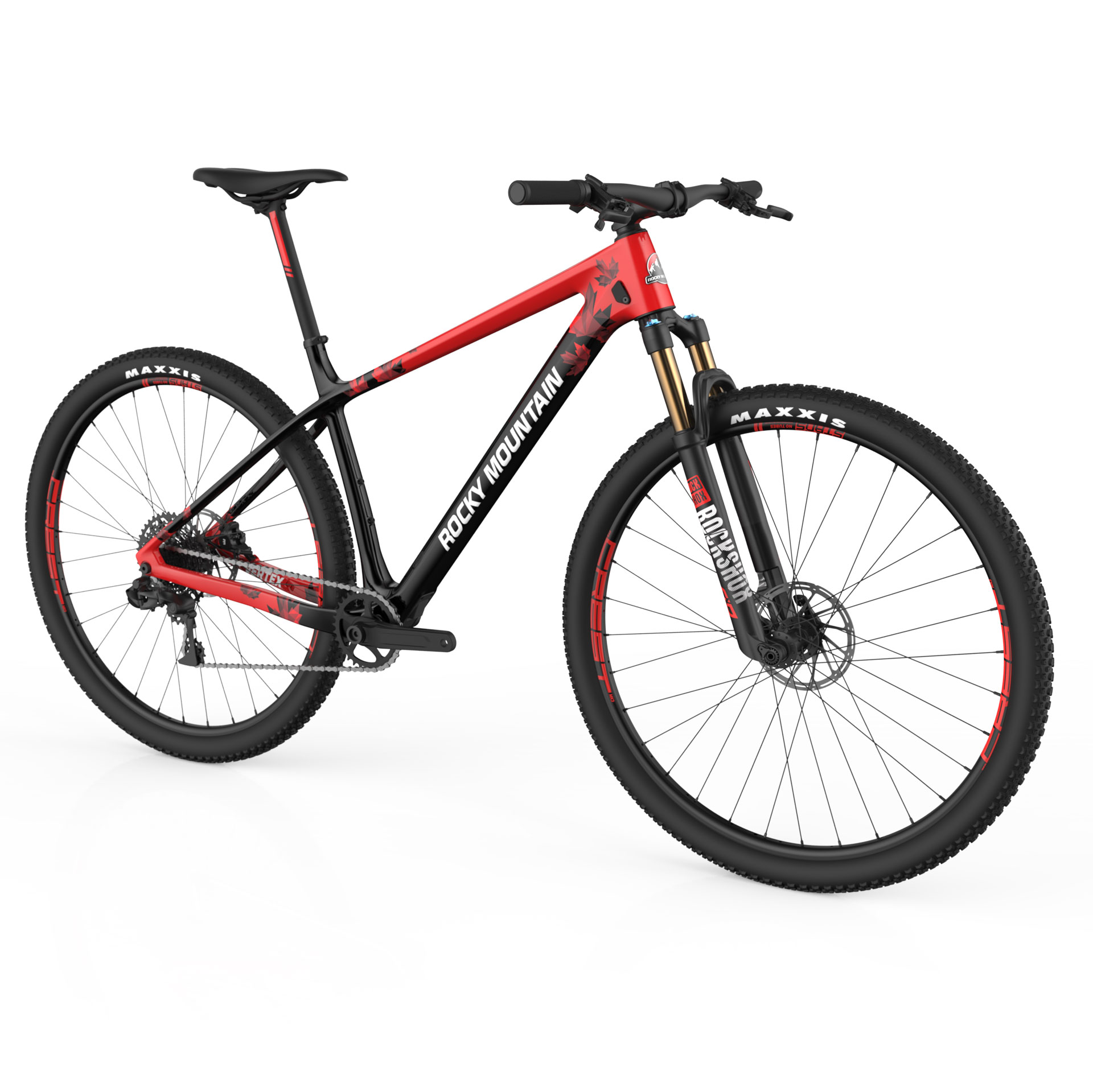 Rocky Mountain Bicycles Keyshot