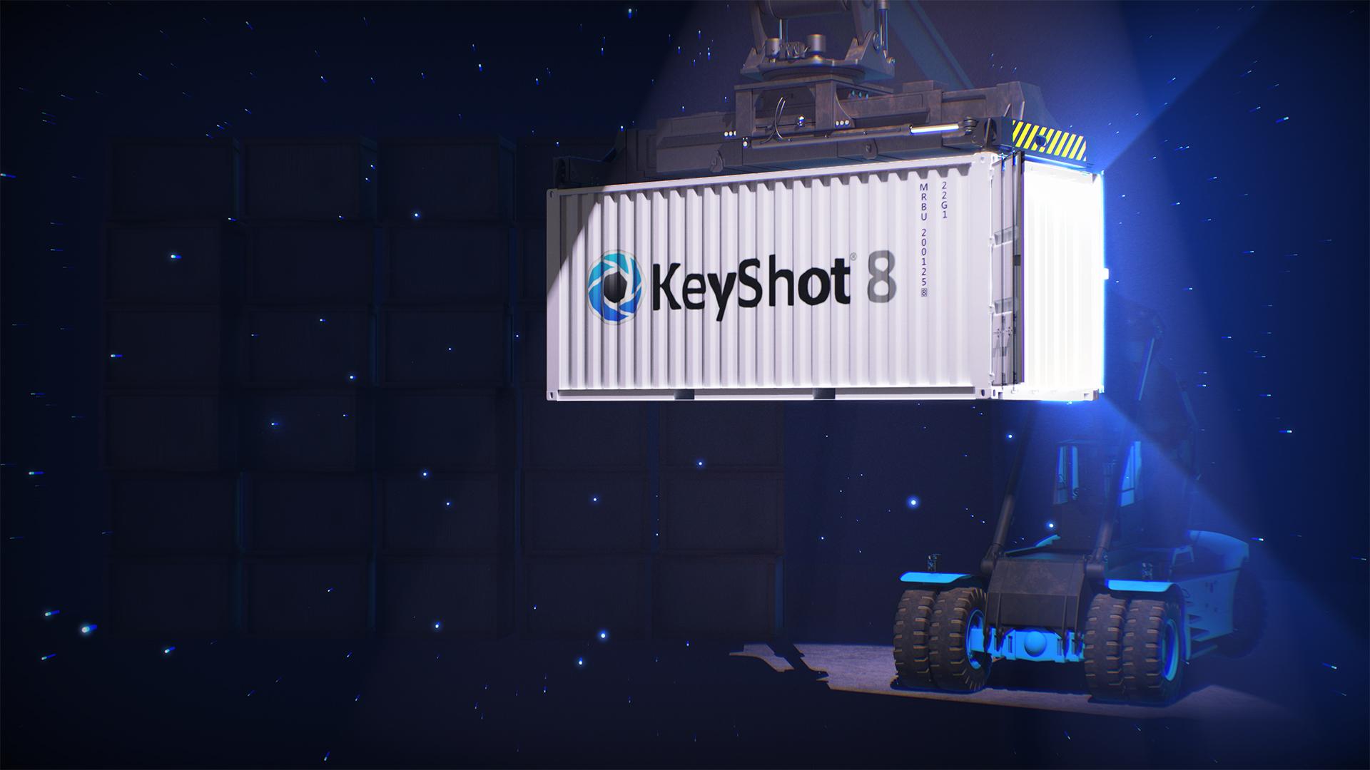 Luxion Releases KeyShot 8 | KeyShot