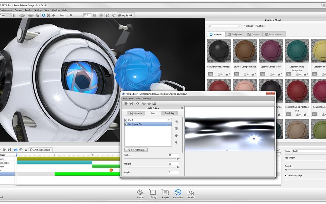 Resultado de imagen de Luxion KeyShot Pro